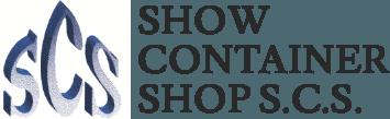 SHOW CONTAINER SHOP S.C.S. - LOGO