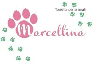 MARCELLINA TOELETTATURA - LOGO