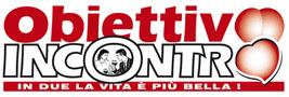 AGENZIA MATRIMONIALE PER SINGLE OBIETTIVO INCONTRO DAL 1991 - LOGO