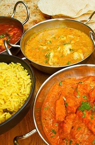 Indian restaurant in the heart of Consett, County Durham