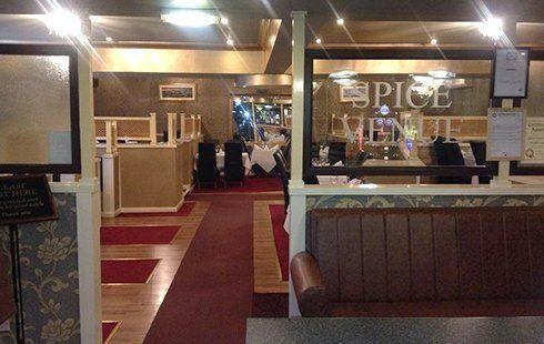 Spice Venue Consett restaurant