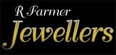 R Farmer Jewellers logo