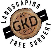 GKD Landscaping & Tree Surgery logo