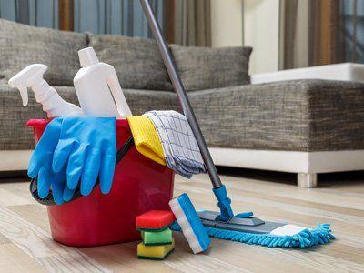 prodotti e accessori per la pulizia della casa