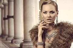 pellicce d'alta moda