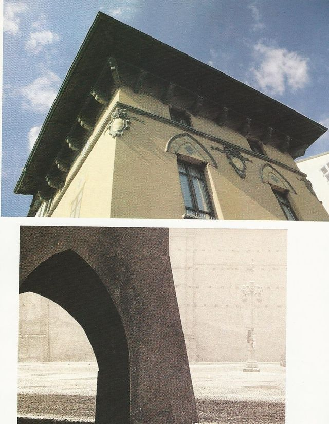 Villa a Castana