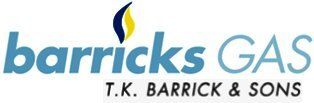Barricks Gas logo
