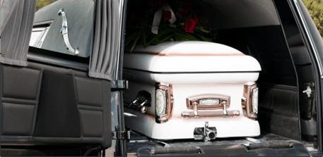 trasporto salme, funerali completi, opere cimiteriali