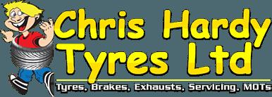 Chris Hardy Tyres Ltd logo