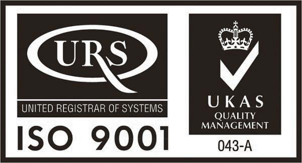 Certificazioni UKAS e ISO