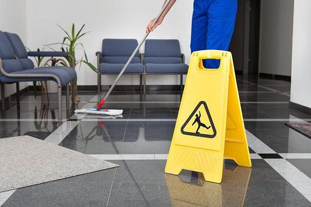 Segnale di avvertimento di zona in manutenzione