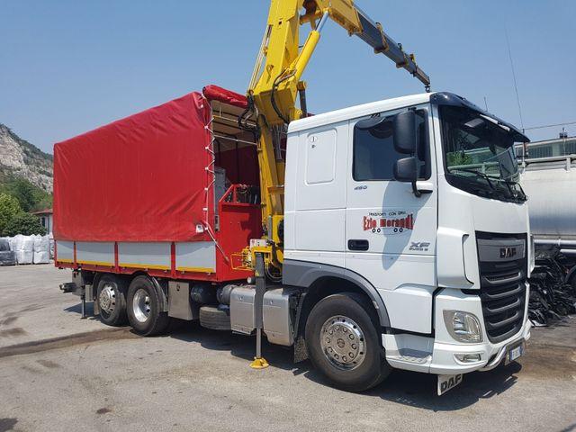 autotrasporti nazionali, distribuzione di merci, camion