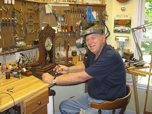 Clock Repair Greenville, SC