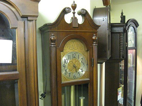 Grandfather Clock Repair Greenville, SC