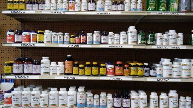 Herb capsule Enterprise Health Foods