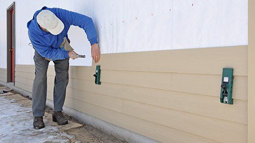 Reliable siding installation work in Newark