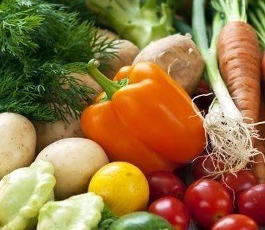 ingrosso verdure