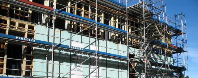 commercial building maintenance