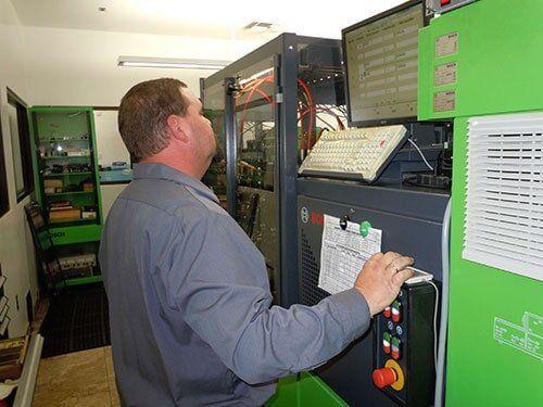 Fuel Injection Shop - Phoenix,, AZ - Southwest Diesel & Electrical Corp