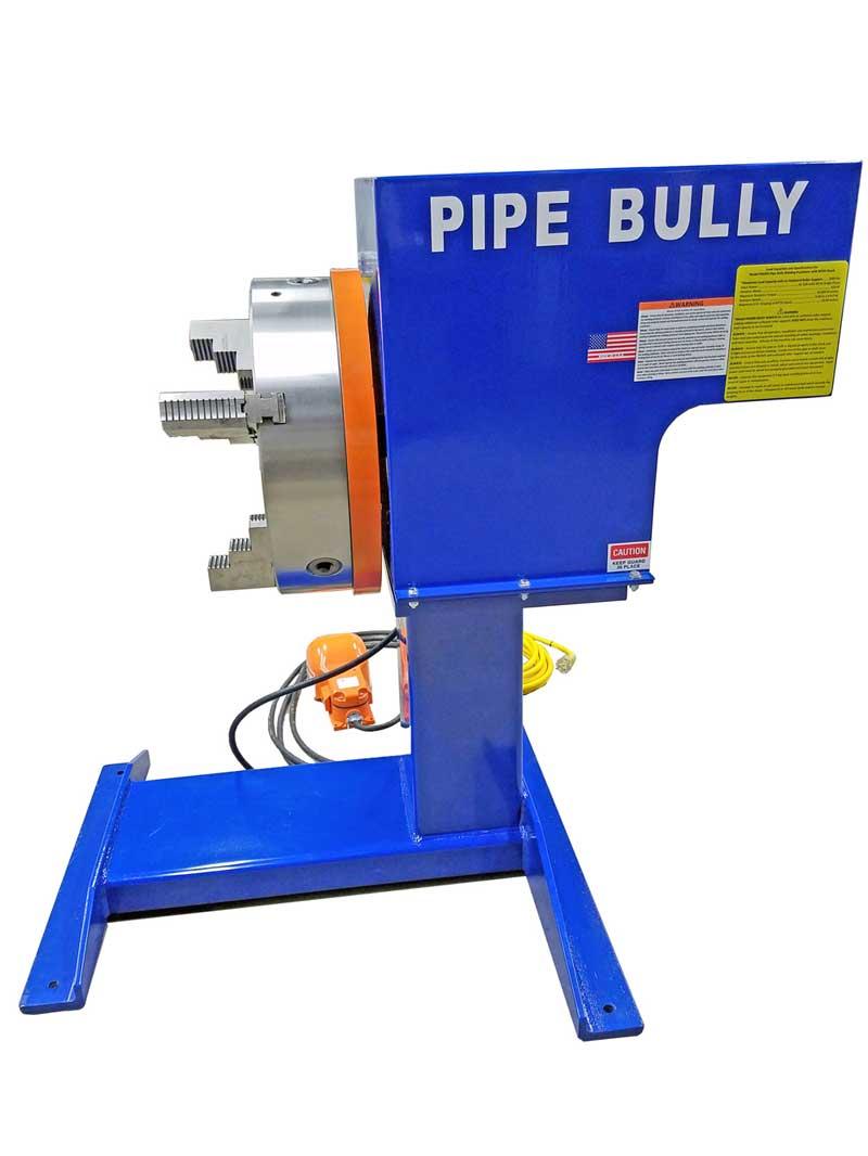 Pipe Bully Welding Positioner Rotator