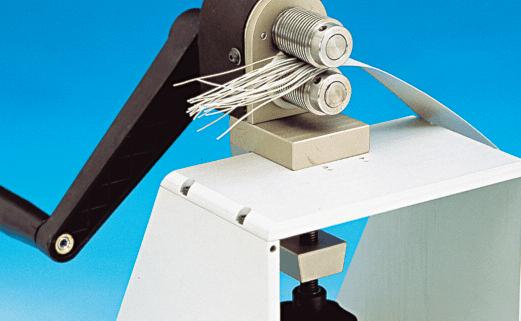 Separatore fili per cavi piatti