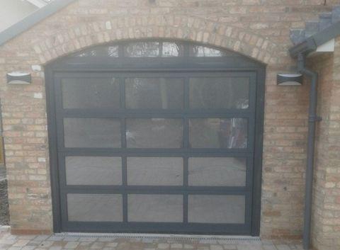 Sectional Doors Hobman Doors