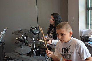 Drum Lessons Charlotte, NC