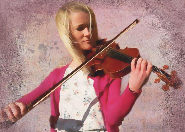 Kirsten Allen Violin Instructor