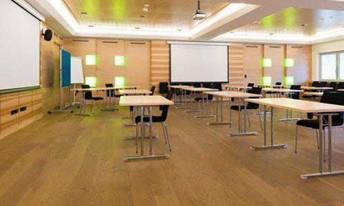 university flooring