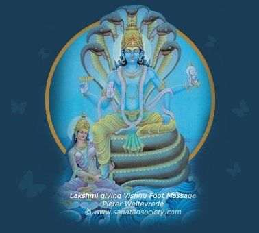 Image of Lord Vishnu