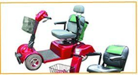 Mobility equipment - Bedford - The Mobility Centre - mobility chair