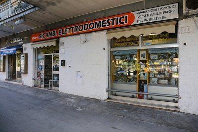 negozio ricambi elettrodomestici