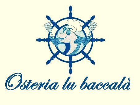 OSTERIA LU BACCALA' - LOGO