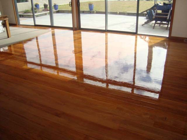 Floor polishing in Tauranga