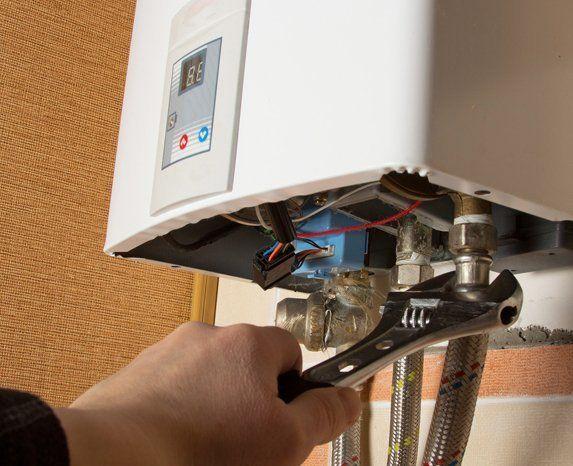 Heating equipment repair