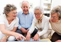 struttura per anziani