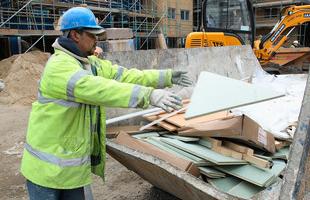 Skip hire & waste disposal