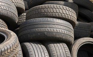 Wholesale part-worn tyres