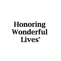 Honoring Wonderful Lives - Professional Remembrance Planner