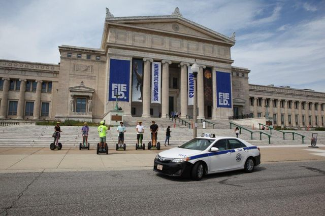 Entertainment & Event Transportation   Chicago Area   Blue