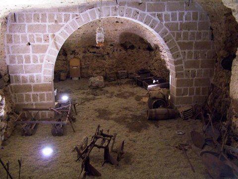 museo ipogeo Masseria Losurdo