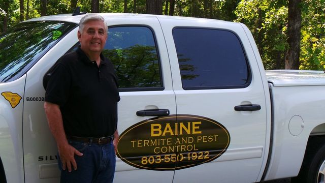 Baine Termite and Pest Control Owner