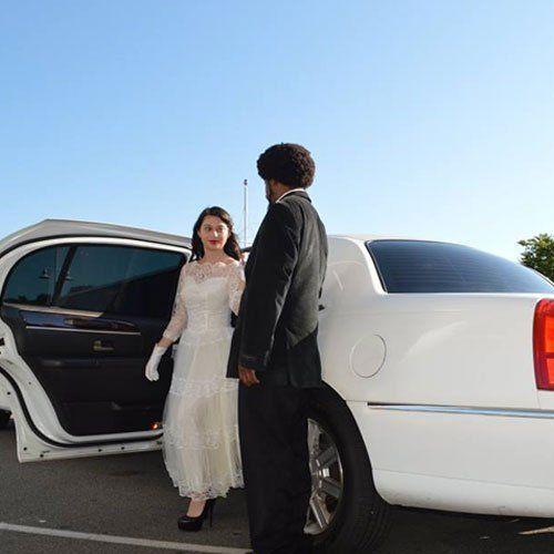 Wedding Limousine Services Erie, PA