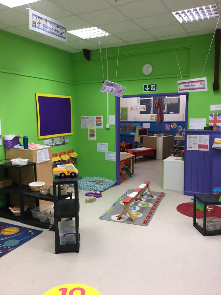 Flexible Nursery Sessions