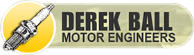 Derek Ball Motor Engineers logo