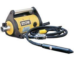 Concrete Tools — Vibrators Electric Stow in Indianapolis, IN