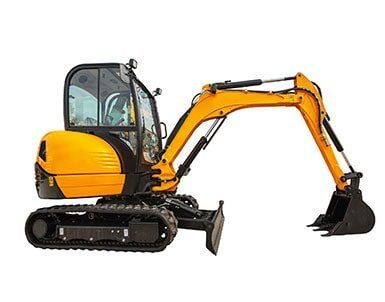 Equipment Services — Excavator in Indianapolis, IN