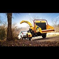 Wood Chippers and Stump Grinder — Vermeer 9 Chipper in Indianapolis, IN