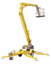 Aerial Equipment — 45' Towable Boom in Indianapolis, IN
