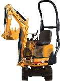Excavators — Yanmar SV08 in Indianapolis, IN